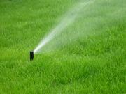Автоматический полив газона,  участка,  сада